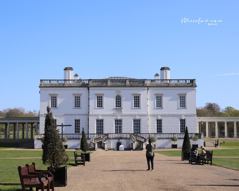 格林威治 女王之屋 Queen's House