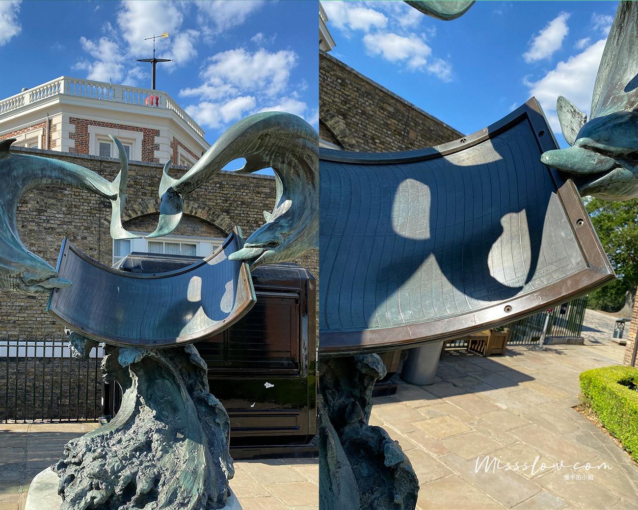 海豚日晷(The Dolphin Sundial)