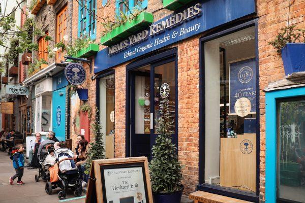 柯芬園Covent Garden攻略|人氣6大景點介紹和必吃咖啡店、甜點