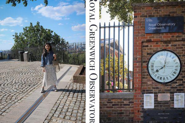 格林威治皇家天文台|6大參觀重點-本初子午經線、海洋計時器、時間球…