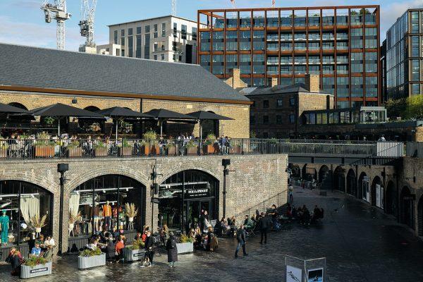 Coal Drops Yard |倫敦新興購物商圈,19世紀煤礦場新潮變身!近King's Cross火車站