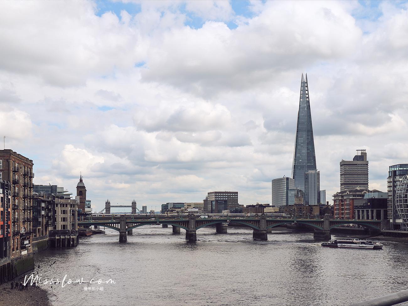 倫敦泰晤士河南岸-碎片塔