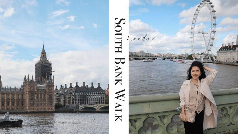倫敦泰晤士河南岸South bank|參觀大笨鐘、西敏宮、倫敦眼、塔橋、倫敦塔最聰明又效率的路線