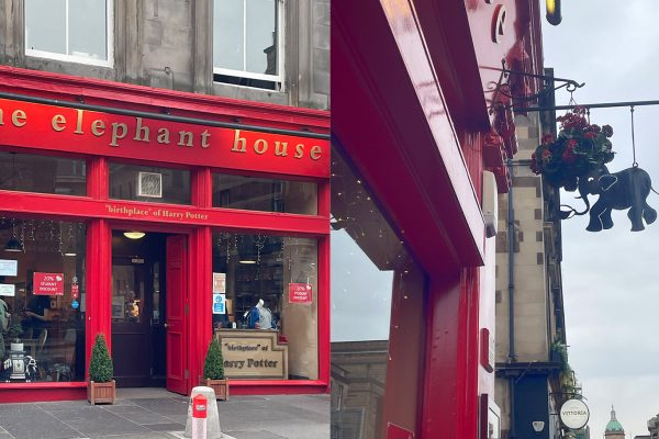大象咖啡館|J·K羅琳創作《哈利波特》的咖啡廳,魔法迷來愛丁堡必朝聖之地(內含menu)