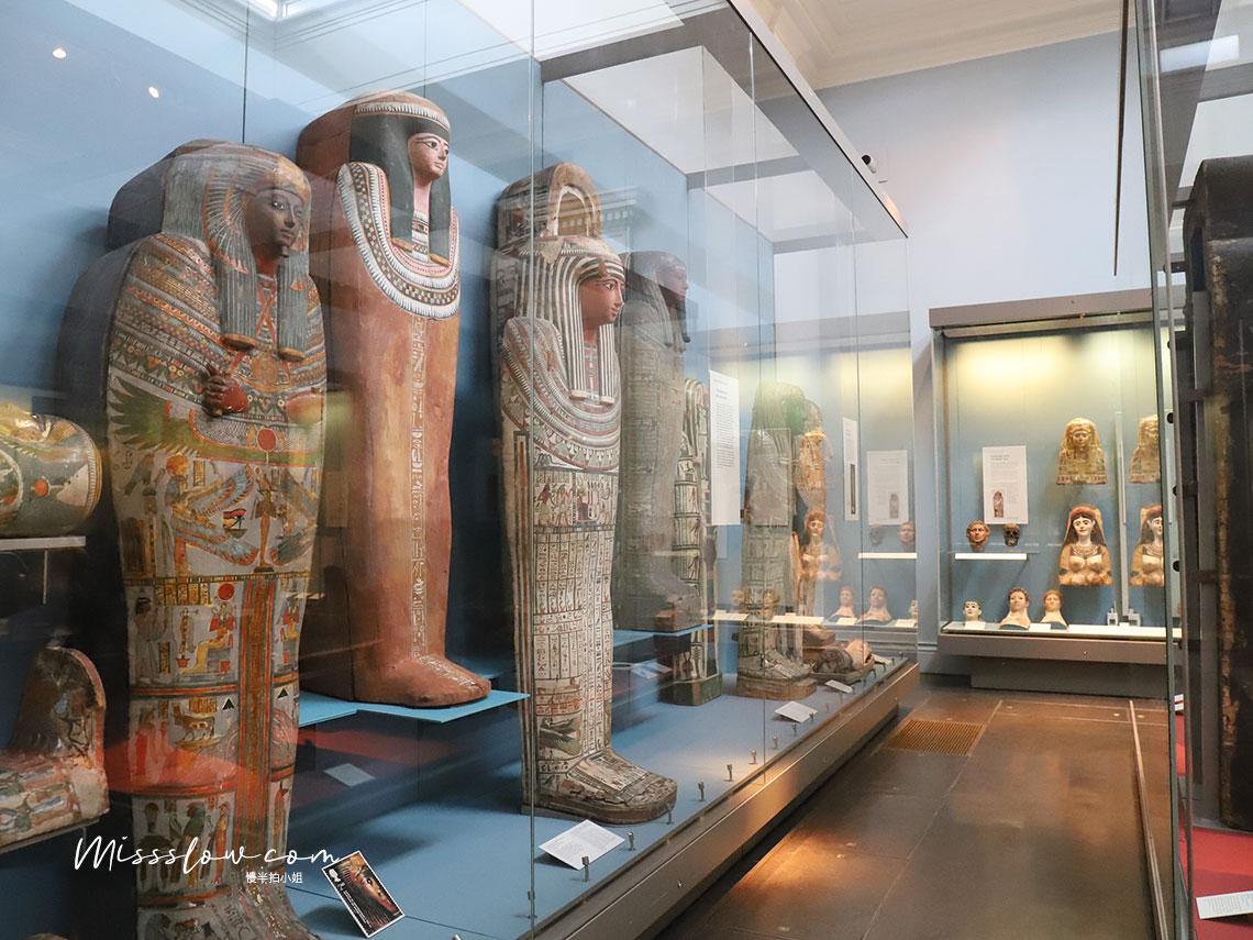 大英博物館-木乃伊展示