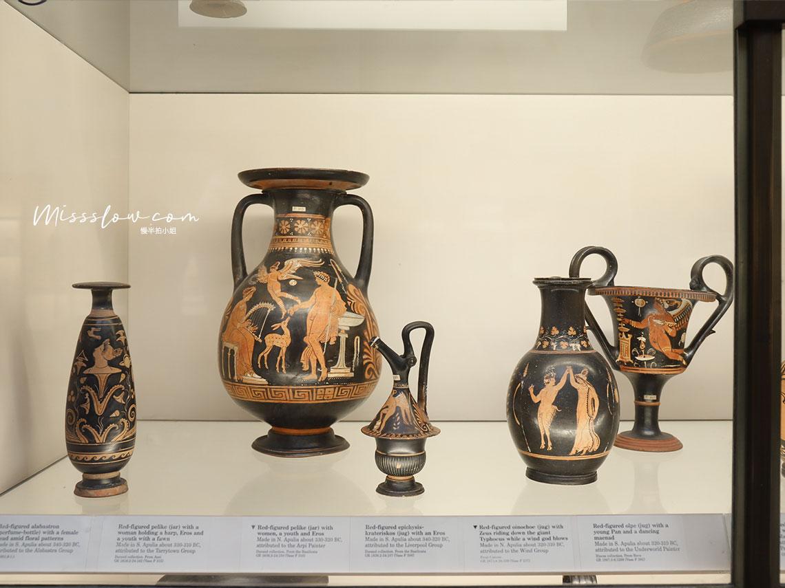 大英博物館-羅馬帝國時期器皿