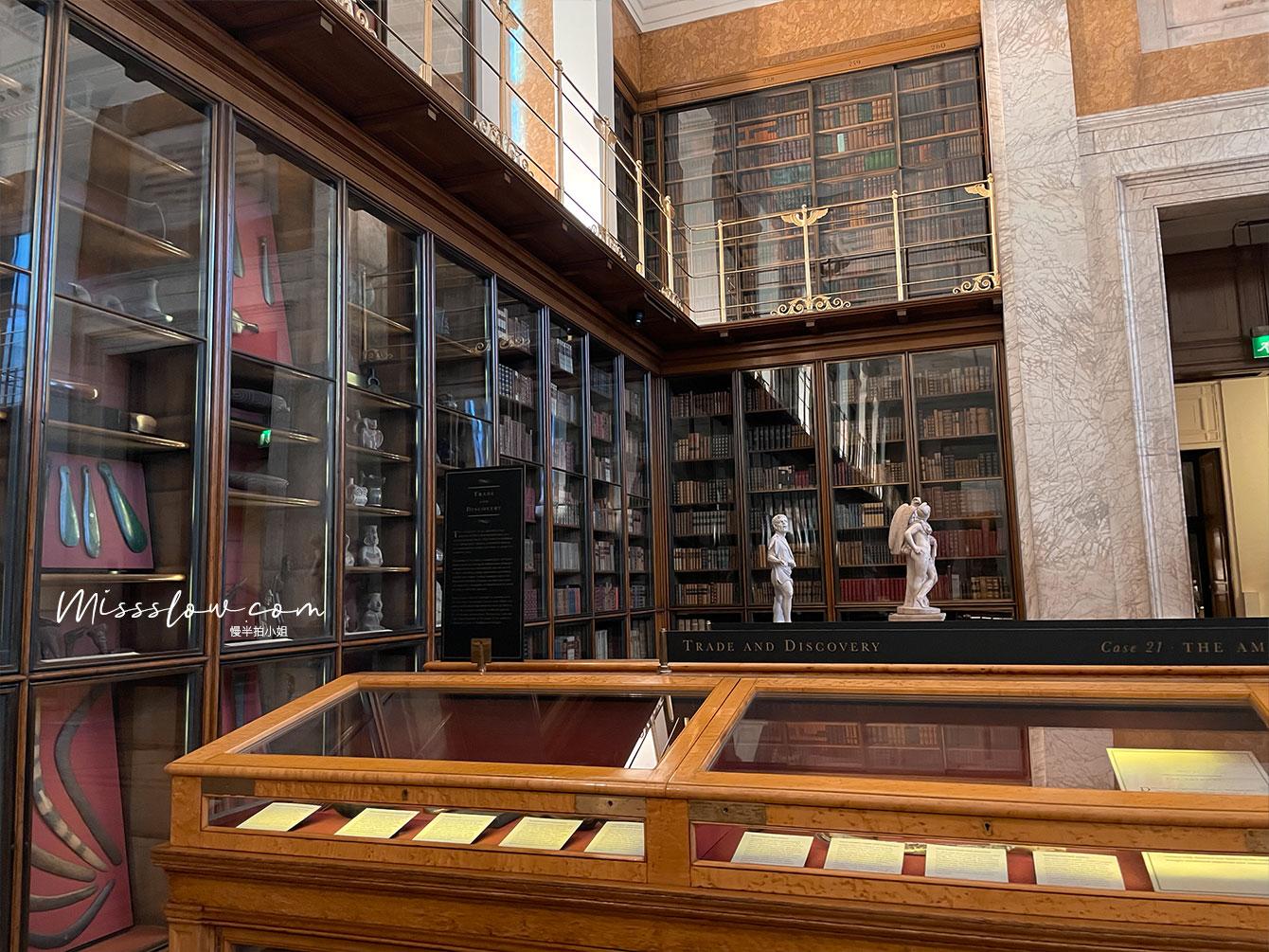 大英博物館-Themes學術領域區