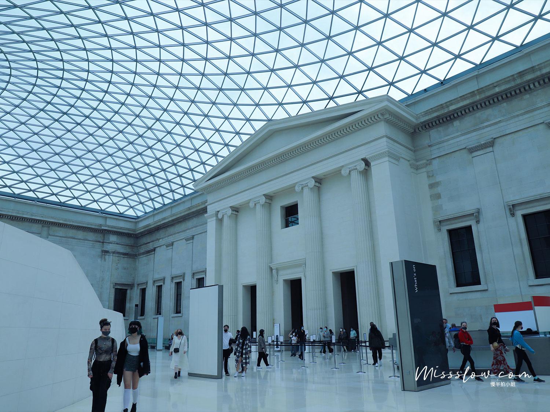 大英博物館 大廳