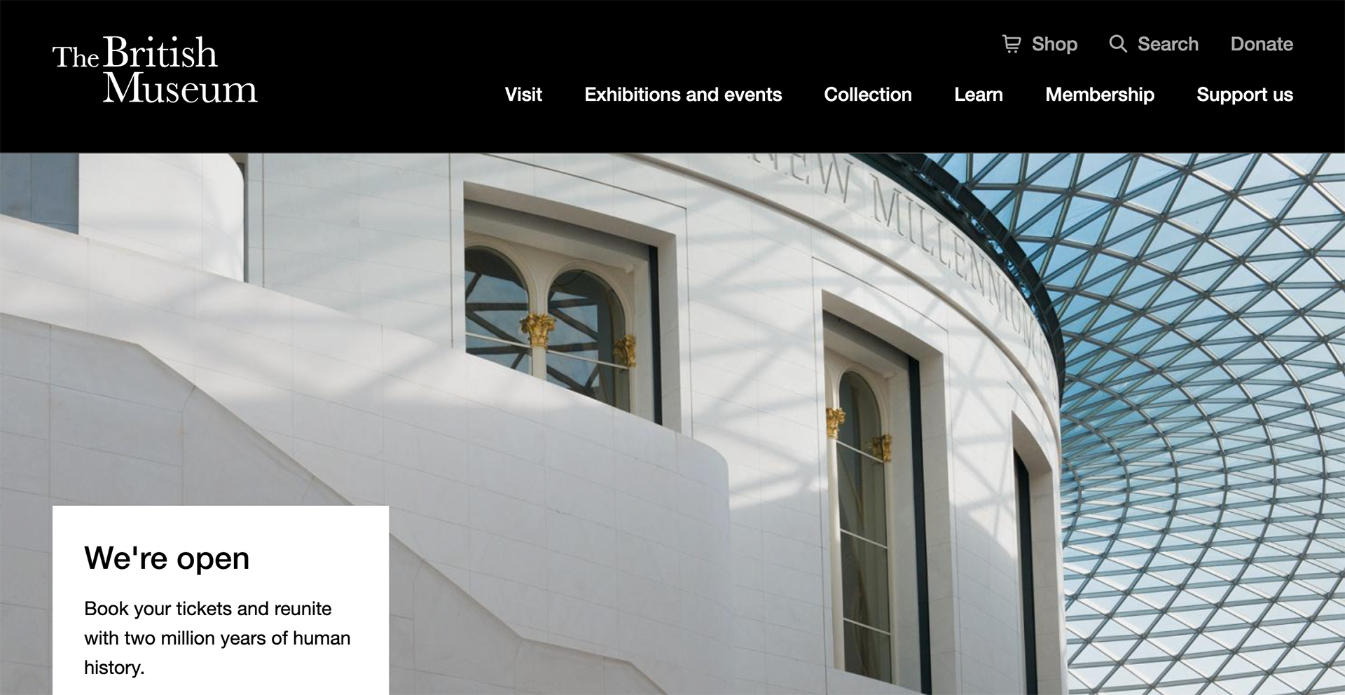 大英博物館 訂票官網