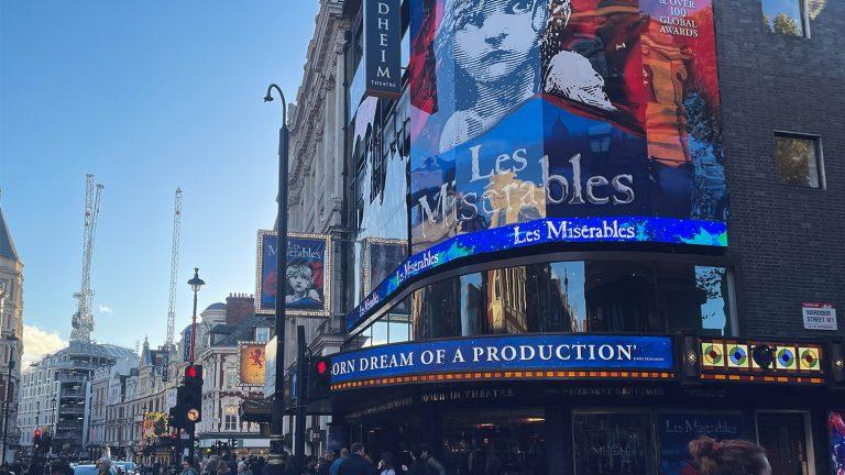 倫敦音樂劇Musical購票攻略|如何搶到便宜門票、如何挑選好座位?